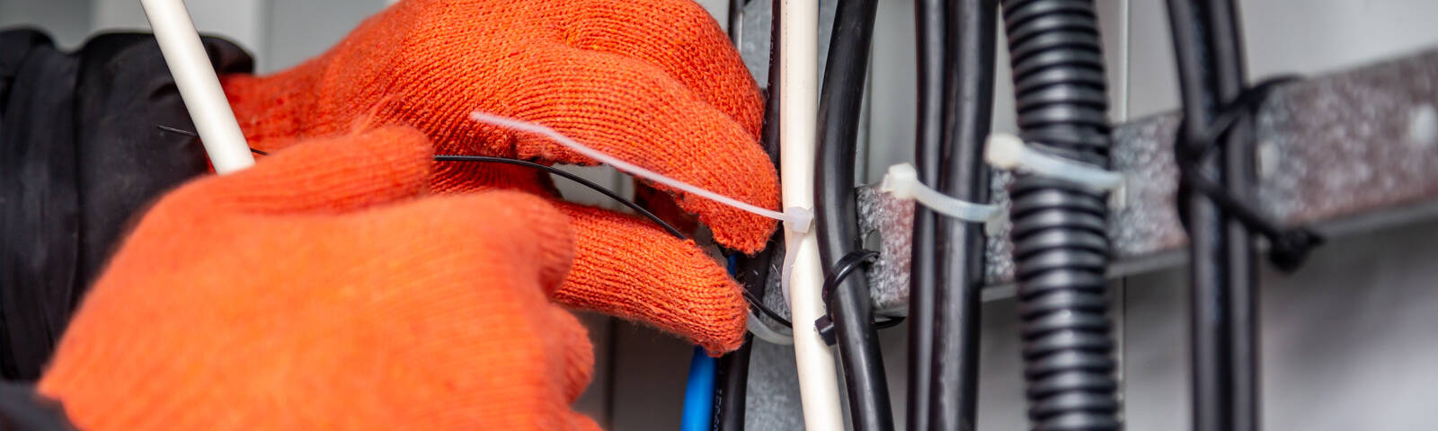 The complete guide to cable ties