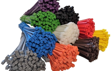 Types of cable tie and their materials