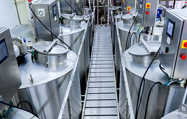 The benefits of metal detectable cable ties for food manufacture
